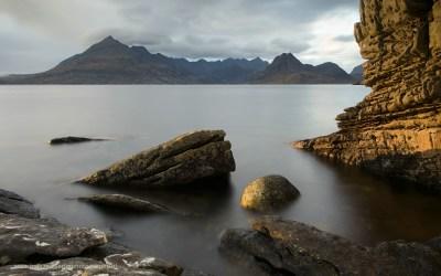 Elgol, Isle of Skye, Schotland, 14-10-2016