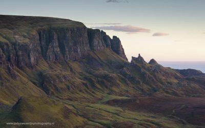 Quiraing, Isle of Skye, Schotland, 16-10-2016
