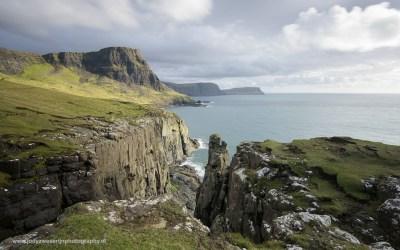 Neist Point, Isle of Skye, Schotland, 17-10-2016