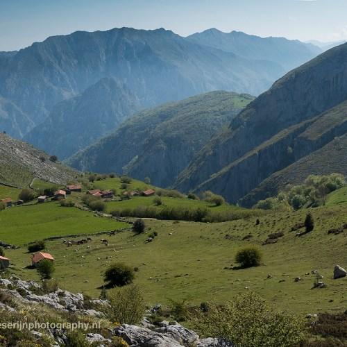 Majada de la Cerezal, Picos de Europa, Spanje, 20-5-20118