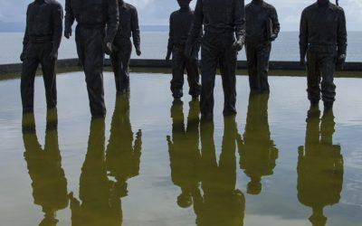 MacArthur Leyte Landing Memorial, Tacloban, Filipijnen, 12-11-2017