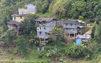 Banaue, Luzon, Filipijnen, 16-11-2017