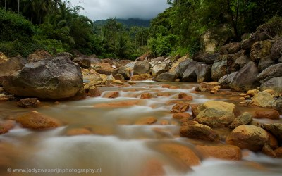 Pulangbato rivier, Negros, Filipijnen, 24-11-2017