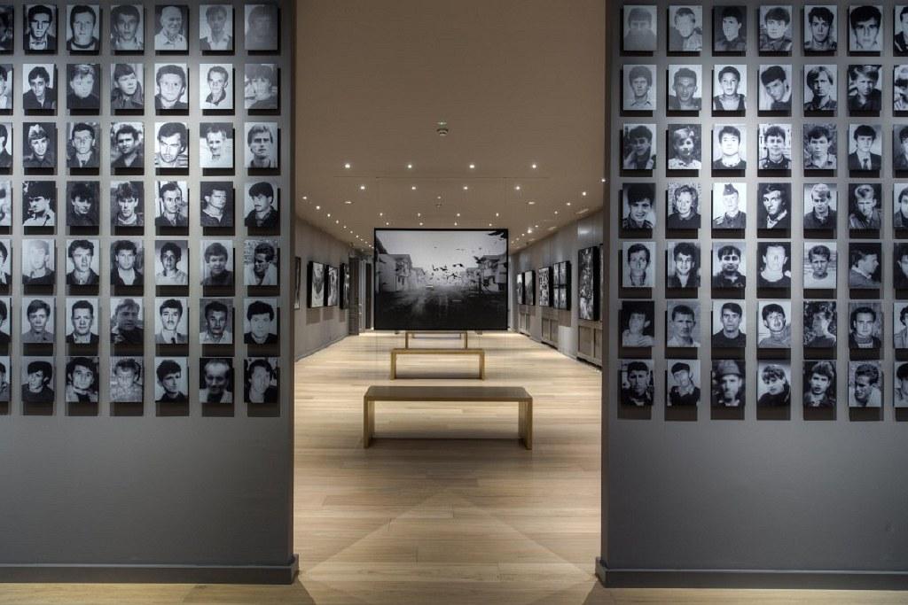 Permanent Exhibition Srebrenica