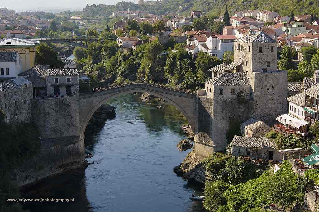 Stari Most (Oude Brug), Mostar, Bosnië & Herzegovina, 17-9-2019