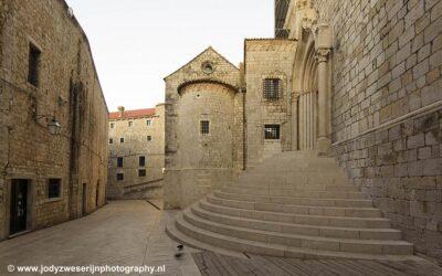 Dominicaans klooster, Dubrovnik, Kroatië, 2019