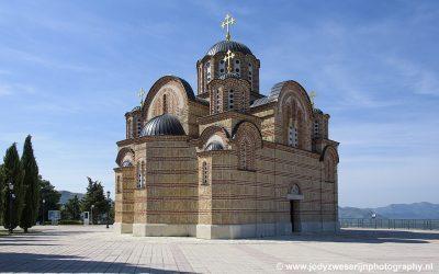 Hercegovacka Gracanica - Orthodoxe kerk in Trebinje, Bosnië, september 2019