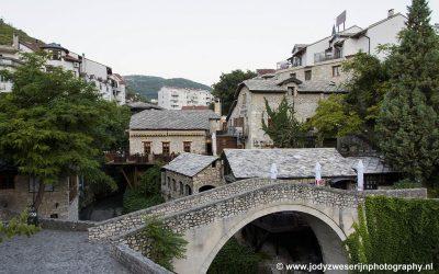 Replica Stari Most, Bosnië, september 2019
