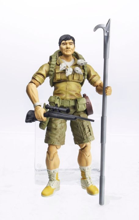 G.I. JOE 3.75 Movie Figure Kwinn A4919 a