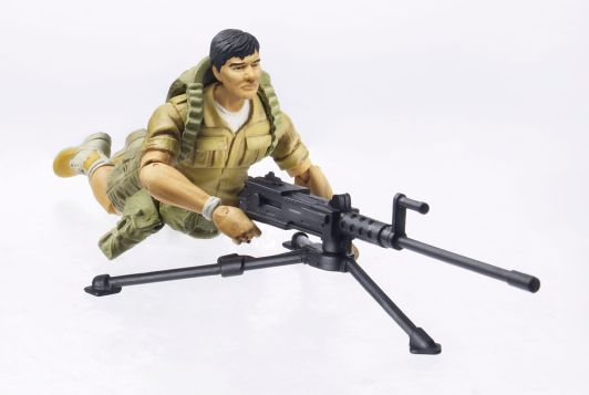 G.I. JOE 3.75 Movie Figure Kwinn A4919 b