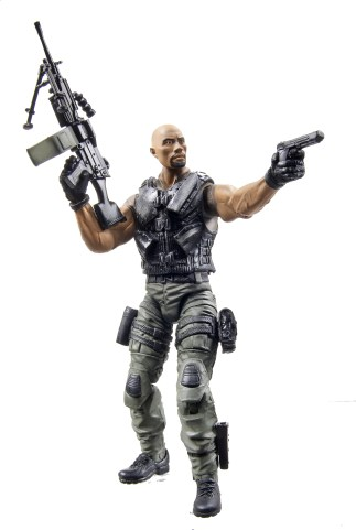 G.I. JOE 3.75 Movie Figure Ultimate Roadblock A2275 b