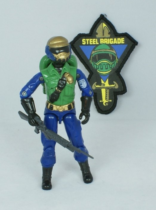 Steel Brigade (Gold Head)