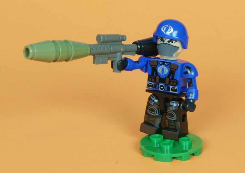 Cobra Trooper (2014 Kre-O)