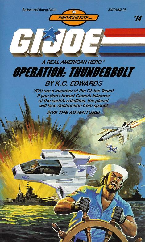 G.I. Joe - Find Your Fate 14 - Operation Thunderbolt