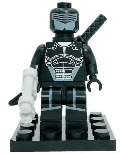 Lego Snake Eyes