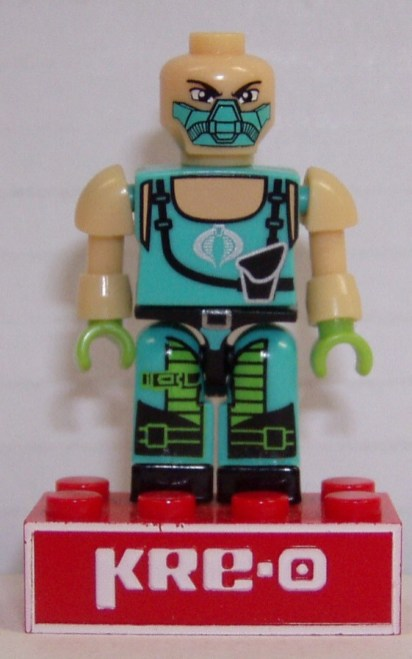 Kre-O Copperhead