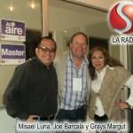 Entrevista a Joe Barcala en Sinergia Radio