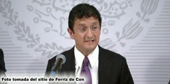 Anuncia Virgilio Andrade que ni Videgaray, ni Peña ni Rivera tienen conflicto de interés
