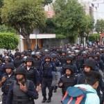 Ciudadanos exigen ser escuchados en Pachuca por Tuzobus