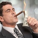 Nada es suficiente para el apetito voraz de políticos y empresarios