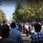 Marchas de 12 febrero, contra Trump unas y contra Peña otras (vídeos), pese a Televisa