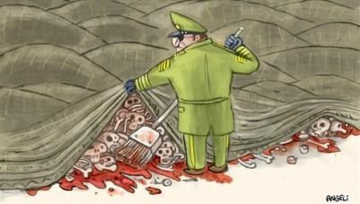 creer en un corrupto, dictador