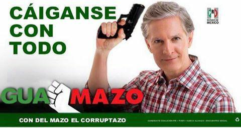 campaña política Alfredo del Mazo