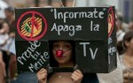 La marcha que no es marcha, convocada por EPN y Televisa