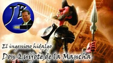 El ingenioso hidalgo Don Quijote de la Mancha | Vídeo sugerencia de lectura