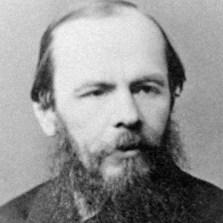 Escritor Fiodor Dostoyevski