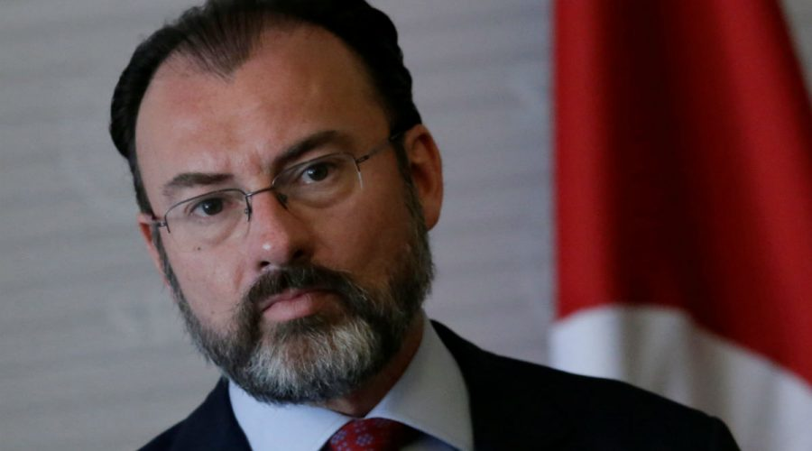 "Videgaray llamó ""cobarde"" a Peña Nieto"