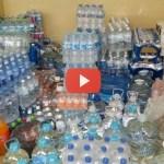 Gobiernos retienen la ayuda o acaparan víveres donados (varios vídeos)