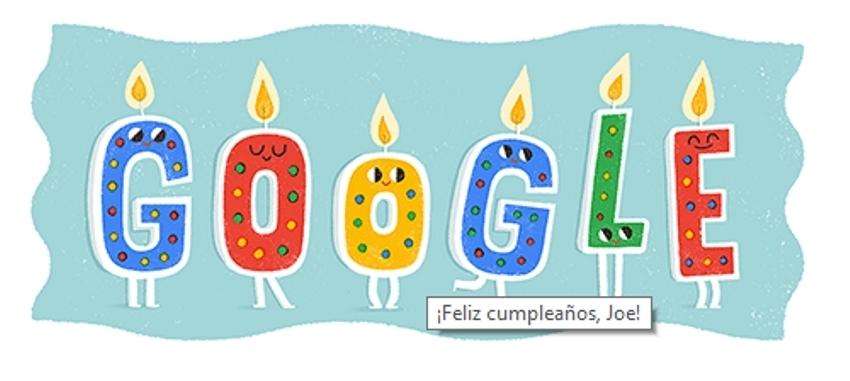 ¿Cómo sabe Google que es mi cumpleaños?