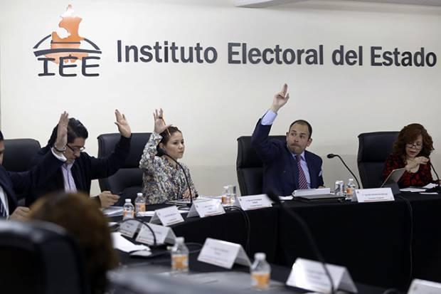La autoridad electoral de Puebla comete delitos evidentes