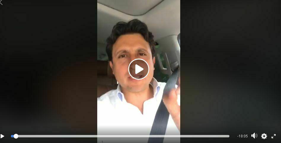 Arremeten los Moreno Valle contra líderes de Morena con la Fiscalía en Puebla (Vídeo)