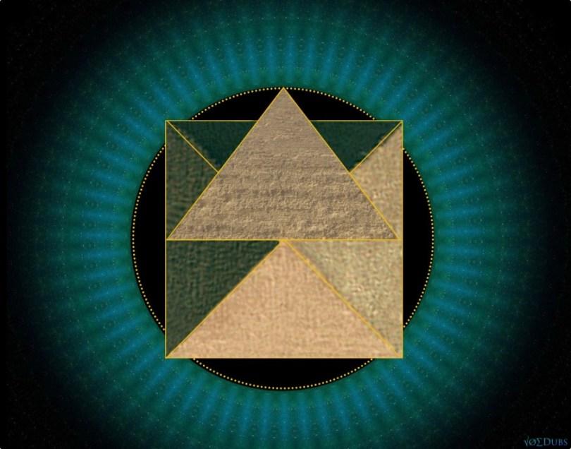 Great Pyramid Square the Circle