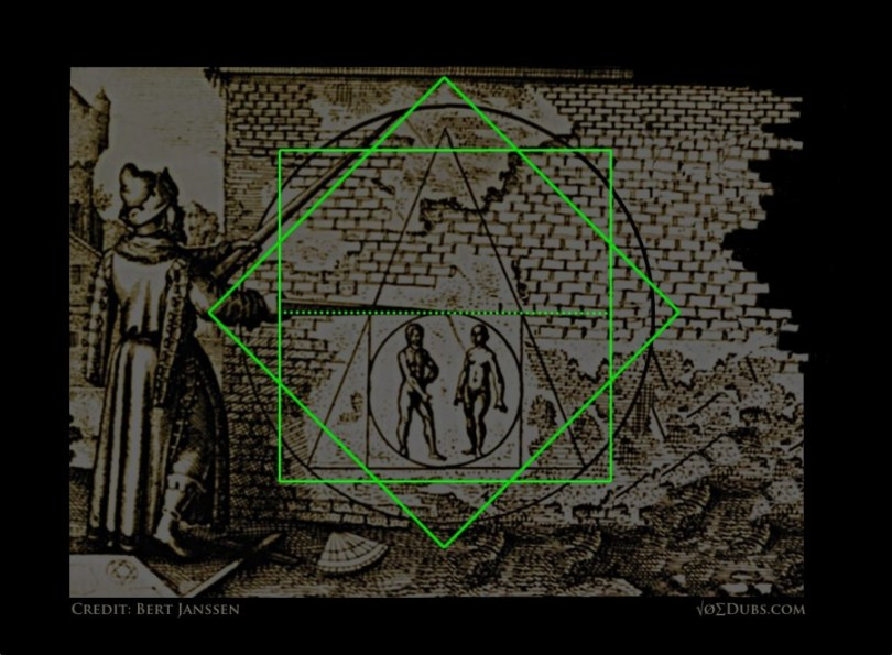 square the circle alchemy