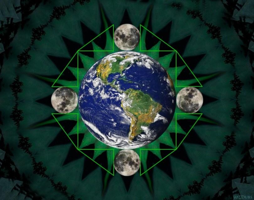 Earth and Moon Magic