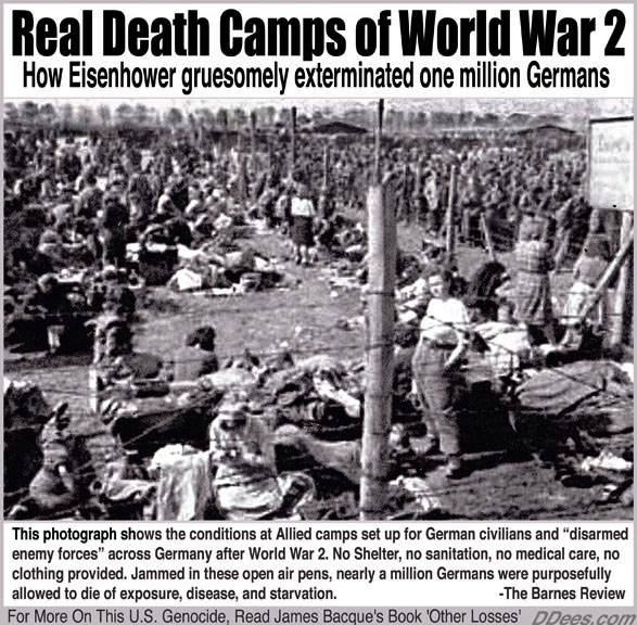 eisenhower death camps