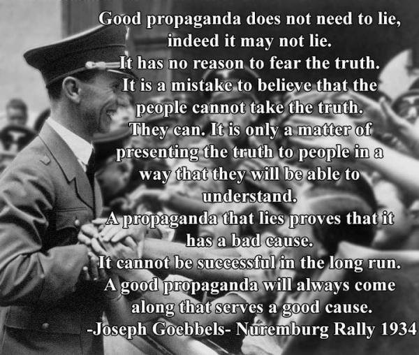 propaganda good or bad