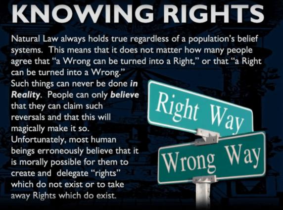 Mark Passio rights