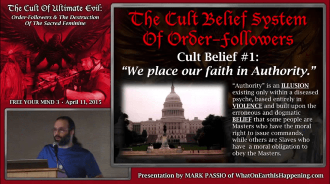 order followers mark passio