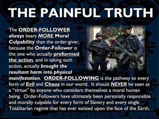 order followers truth