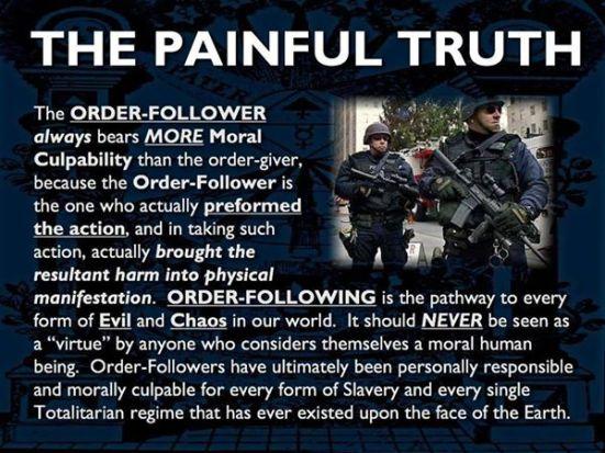 order followers truth