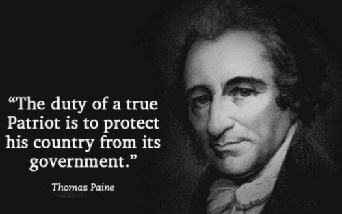 thomas paine government