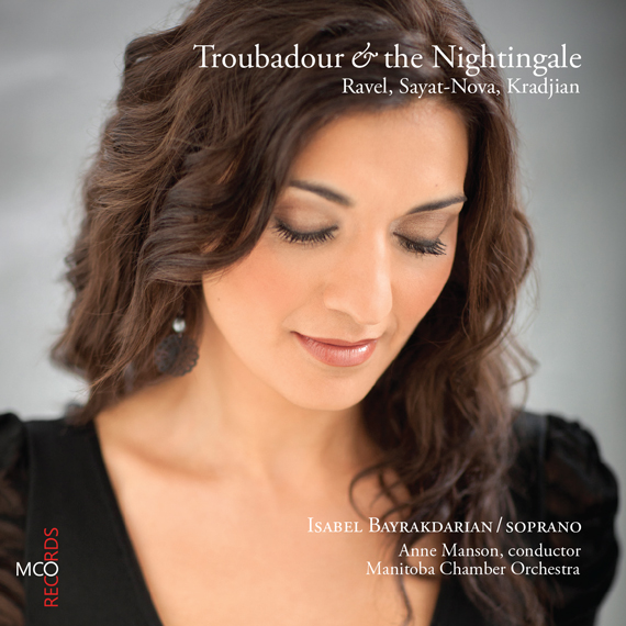 Troubadour & the Nightingale: 2014 Juno Award Nominee,  2014 Western Canada Music Award nominee