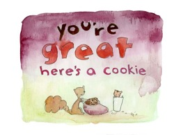 You re Great Cookie Web
