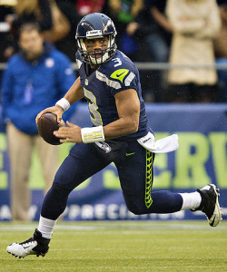 Russell Wilson, quarterback