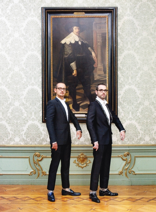 GQ Style Italy Viktor and Rolf5