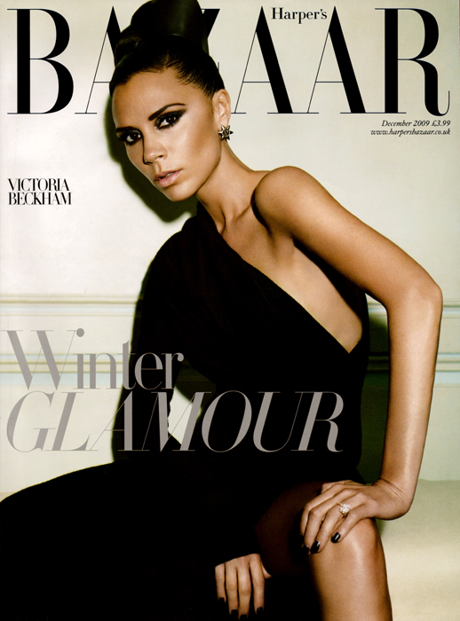 VB UK Harper's Bazaar December
